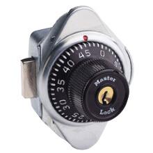 Master Lock 1670 Dial Combination Lock