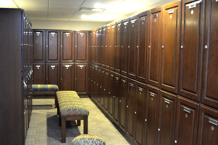 Candlewood Country Club Lockers