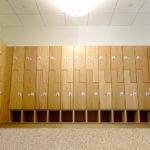 FCCF Lockers