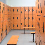 Touchstone Climbing Lockers