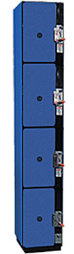 Secura 1000 Series Coin Collection Lockers