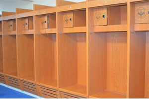 wood-lockers