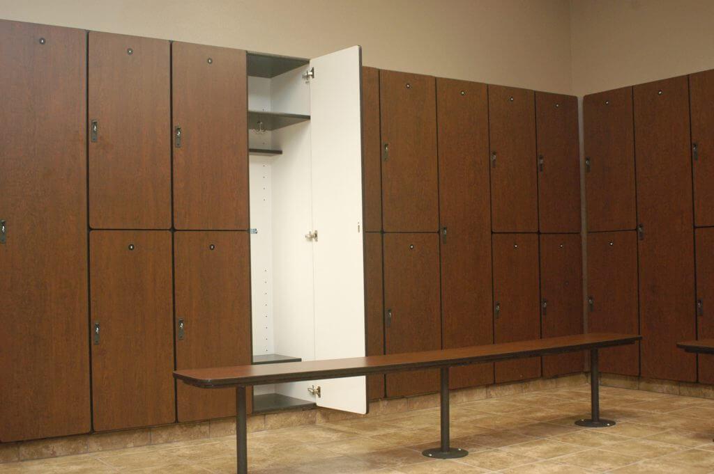 Body Xchange Sports Club Locker Room