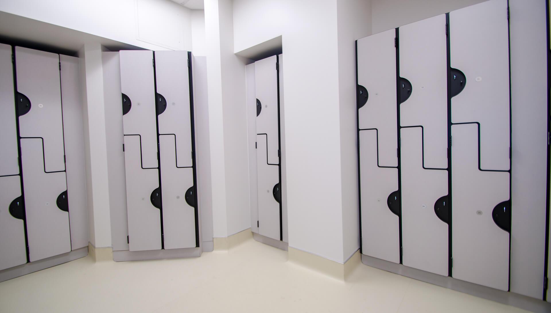 Good Samaritan Hospital Locker Room