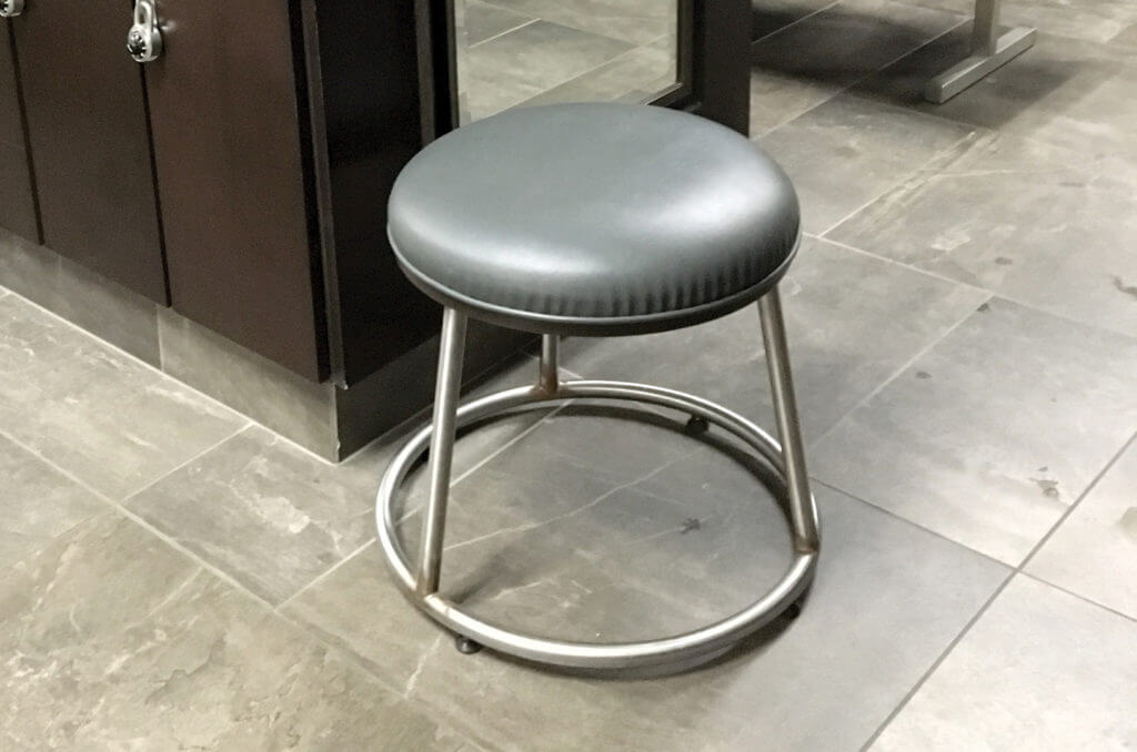 The Claremont Club Stool