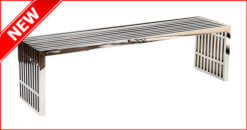 Stainless Steel Bench Large